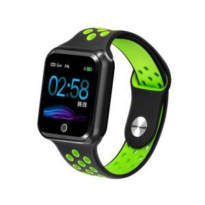 Reloj Inteligente Sportz Negro con Verde