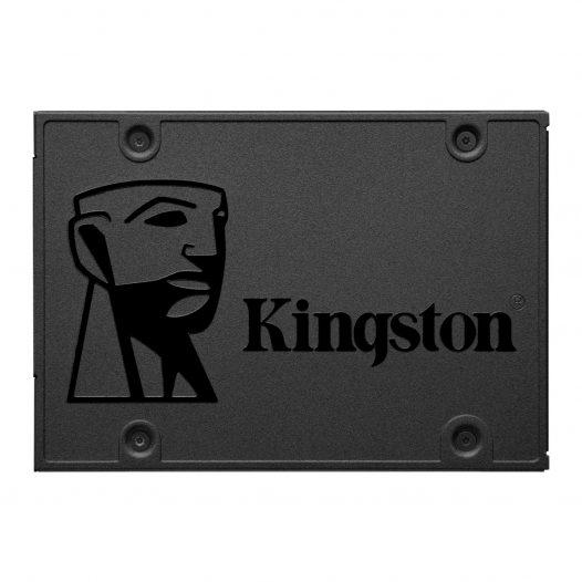 """Unidad de Estado Solido A400 Kingston de 1.92TB 2.5"""" SATA"""