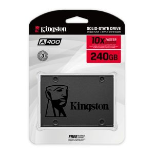 SSD Kingston A400 de 240GB 2.5""
