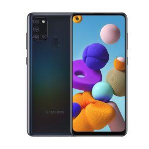Samsung Galaxy A21s 4GB RAM + 64GB ROM DualSIM Liberado Negro