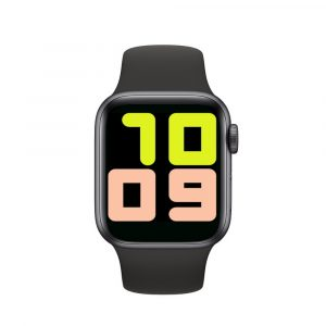 Reloj Inteligente T500 color Negro