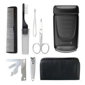 Kit de Afeitadora o Rasuradora para Viaje Marca Remington