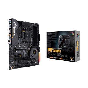 Tarjeta Madre Asus TUF Gaming X570-Plus (WiFi) AM4 ATX