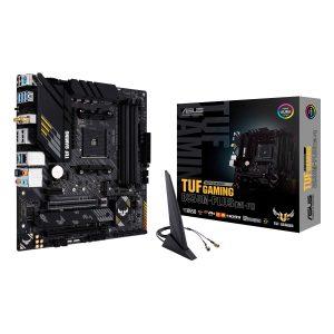 Tarjeta Madre Asus TUF Gaming B550M-Plus (WiFi) AM4 AMD Micro ATX