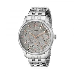 Guess U0474G2 Reloj para Caballero Silver