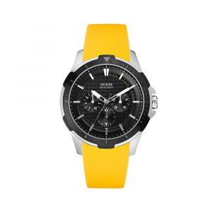 Guess U10631G2 Reloj para Caballero Amarillo