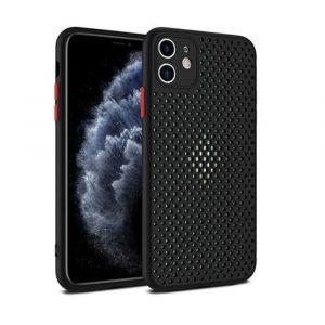Case para iPhone 11 Antigolpes color Negro