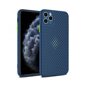 Case para iPhone 11 Pro Antigolpes color Azul