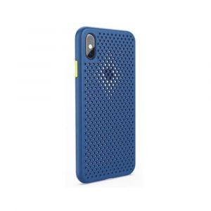Case para iPhone XS MAX Antigolpes color Azul