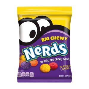 Wonka Nerds Big Chewy Paquete de 12 Unidades de 6 oz