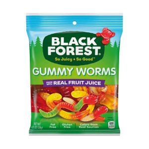 Black Forest Gusanos de Goma (Culebritas)