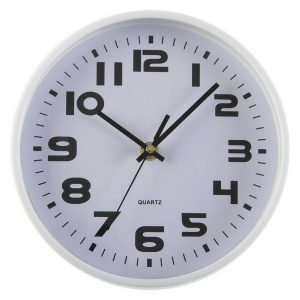Equity Reloj de Pared de 20 cm