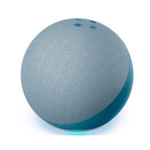 Amazon Echo Dot 4th Gen Con Alexa Azul