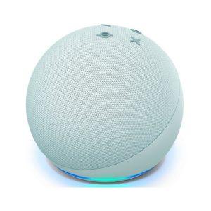 Amazon Echo Dot 4th Gen Alexa Blanca