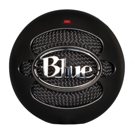 Micrófono para Streaming Blue Snowball Ice Negro