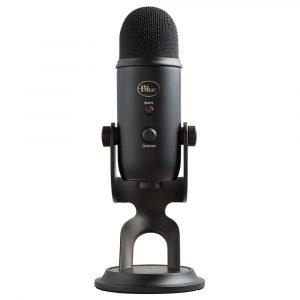 Blue Yeti Micrófono USB para Streaming Negro