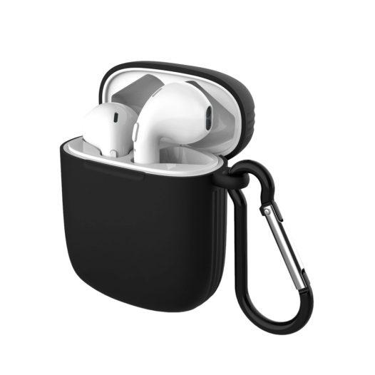 Argom Skeipods Tru Wireless Blanco estuche Negro