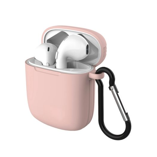 Argom Skeipods Tru Wireless Blanco estuche Rosa