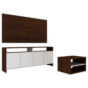 Kalea Combo Panel , Modulo TV y Mesa