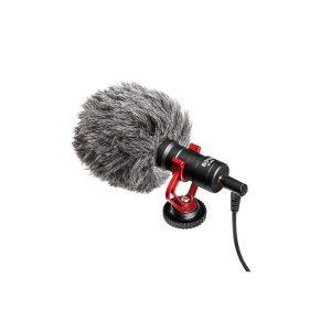 Microfono 48v Cardioide de Sobreponer con Eliminación de Ruido