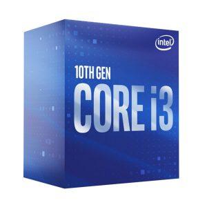 Procesador Intel Core i3 10100 3.6Ghz LGA1200
