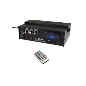 Nippon America Amplificador USB MP3 Bluetooth 30W 12V CA-500USBT