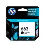 HP 662 Cartucho de Tinta Tricolor Original