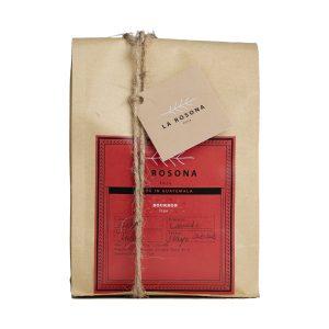 Café Gourmet Molido La Rosona tipo Bourbon 1 Lb