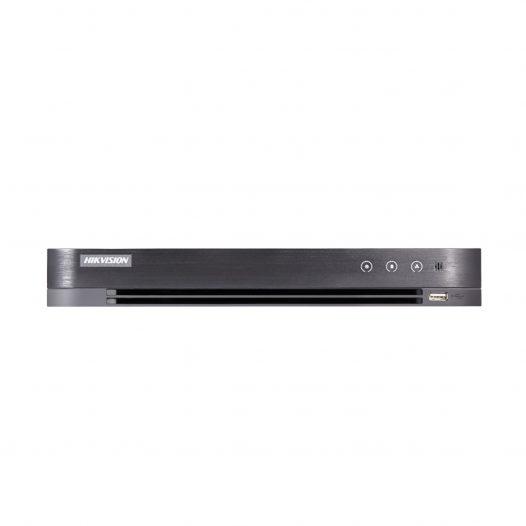DVR de 8 canales de 5 MP 1U H.265 Hikvision