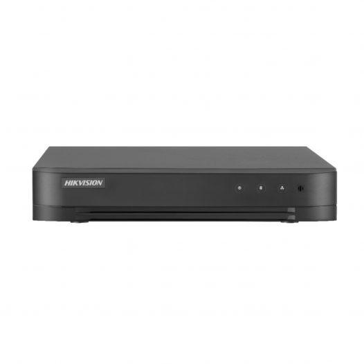 DVR de 16 Canales 1080p Lite 1U H.265 Hikvision