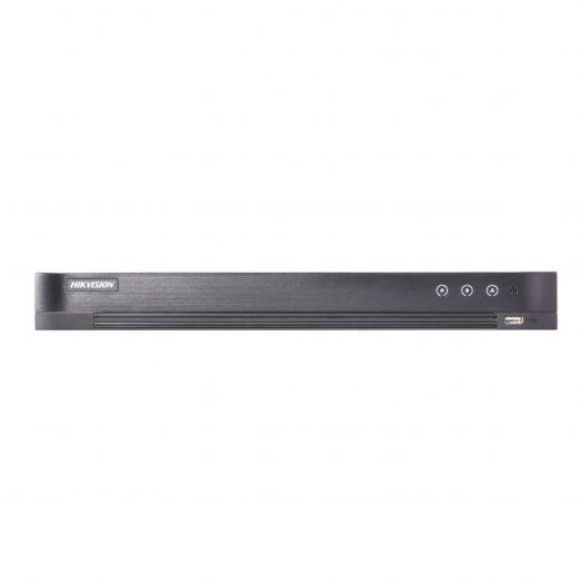 DVR POC de 16 Canales 1080p 1U Hikvision