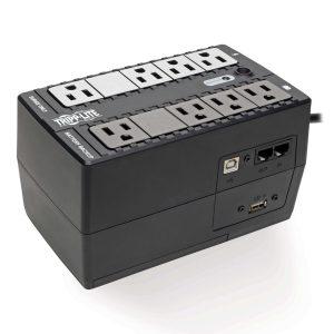 Tripplite UPS de Escritorio 650VA/330W 120V
