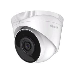 Cámara de Seguridad de Torreta Fija con Microfono 2MP HiLook Hikvision (2.8mm)
