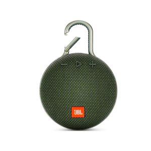 JBL Clip 3 Altavoz Bluetooth Verde