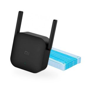 Combo Xiaomi Mi Wi-Fi Range Extender Pro + 5 Mascarillas Gratis