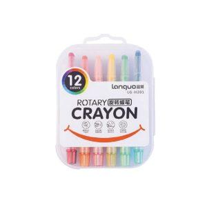 My Eko Home Crayones Rotativos 12 Colores