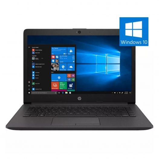 "Laptop HP 245 G7 Ryzen 3 3250U 4GB RAM + 1TB 14"" color Negro Win10 Home"