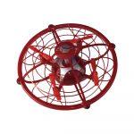 Dron para Niños con Sensor de Mano Rojo