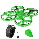 Dron para Niños Colorful Elf Verde