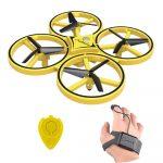 Dron para Niños Colorful Elf Amarillo