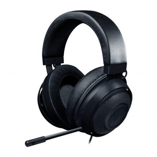 Razer Kraken Audifonos Gaming de 3.5mm Negro