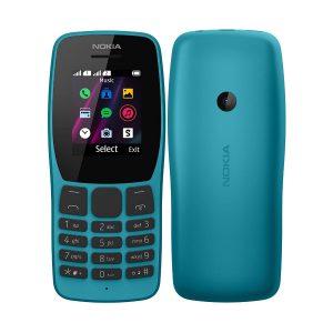 Nokia 110 4MB 1.77″ Azul DualSim Liberado