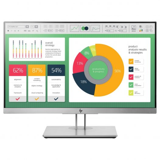 HP Monitor EliteDisplay E223 FHD de 21.5""