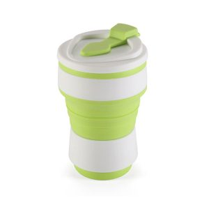 My Eko Home Taza De Silicon Verde 350ml