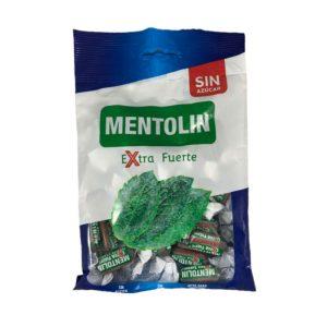 Mentolin Menta Extra Fuerte sin Azúcar 100gr