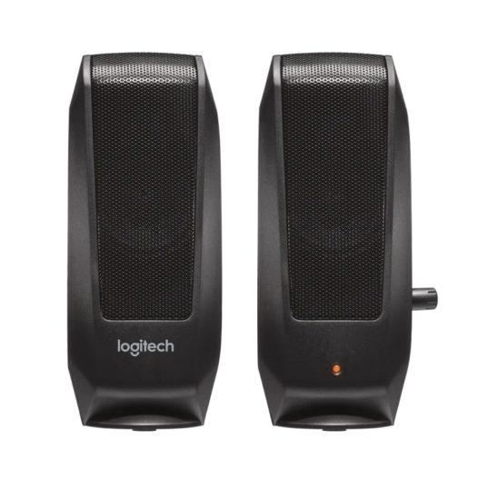 Logitech S120 Bocinas para Computadoras