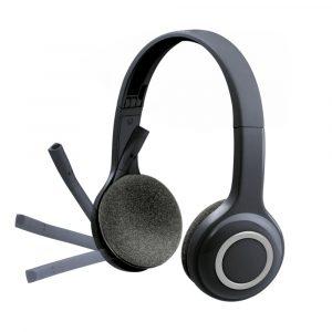 Logitech H600 Audífonos Inalámbricos USB