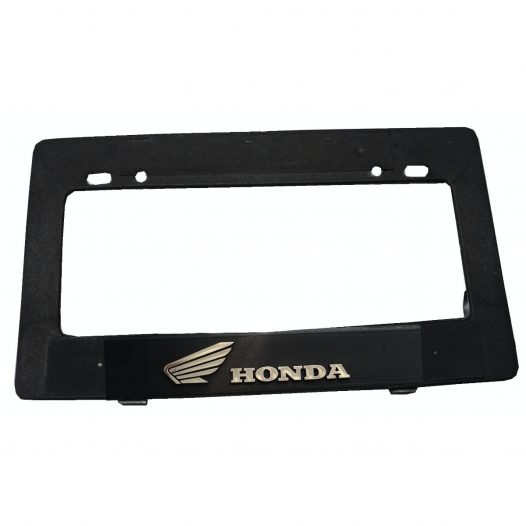 Marco de Placa para Moto Honda