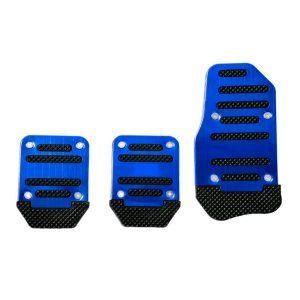 Adaptador de Pedal para Auto RacingTec Antideslizante Azul