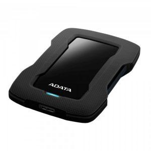ADATA Disco Duro Externo HD330 1 TB 2.5″ USB 3.2 Negro